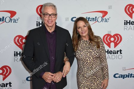 Dr. Drew Pinsky, Susan Pinsky. Dr. Drew Pinsky, left, and Susan Pinsky attend the 2019 iHeartRadio Podcast Awards at the iHeartRadio Theater on Friday, Jan.18, 2019, in Burbank, Calif