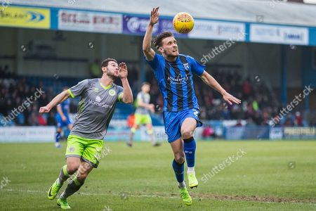 Editorial picture of Gillingham v Walsall, EFL Sky Bet League 1 - 19 Jan 2019