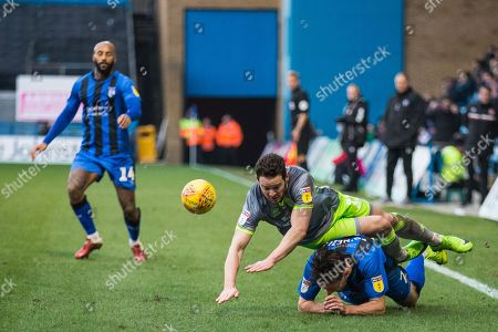 Editorial photo of Gillingham v Walsall, EFL Sky Bet League 1 - 19 Jan 2019
