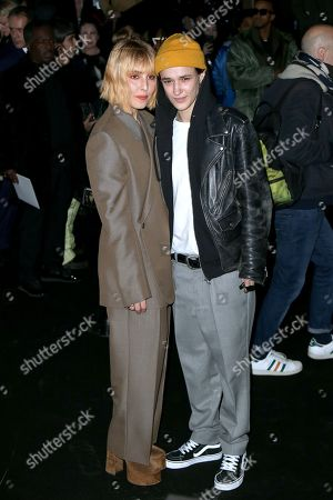 Stock Image of Noomi Rapace and Agathe Mougin