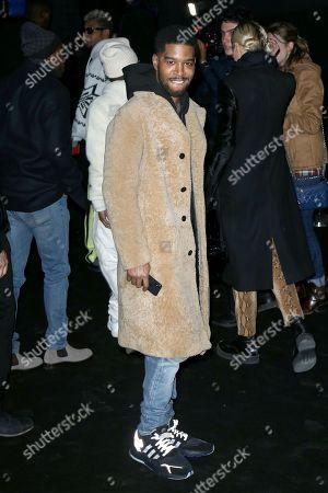 Editorial image of Dior Men show, Front Row, Fall Winter 2019, Paris Fashion Week Men's, France - 18 Jan 2019