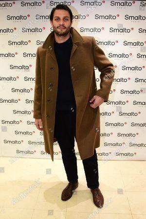 Editorial picture of Francesco Smalto presentation, Fall Winter 2019, Paris Fashion Week Men's, France - 15 Jan 2019