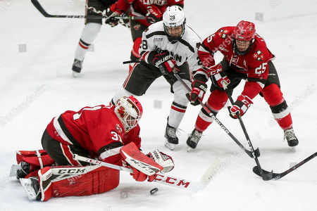 Editorial photo of St Lawrence Brown Hockey - 18 Jan 2019