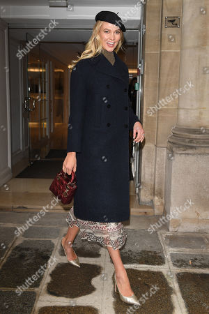 Karlie Kloss out and about, Paris Fashion Week Men's