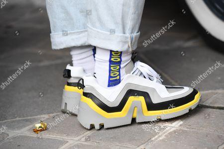 Street Style - Shoe Detail