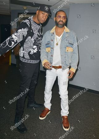 Mark Curry and Mike Epps