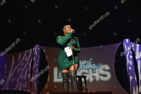 Editorial photo of Festival of Laughs, Miami, USA - 19 Jan 2019