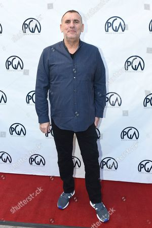 Graham King at the 2019 Producers Guild of America Nominees Breakfast at The Skirball Cultural Center, in Los Angeles