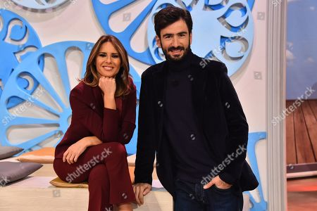 Editorial image of 'Uno Mattina in famiglia' TV Show photocall, Rome, Italy - 19 Jan 2019