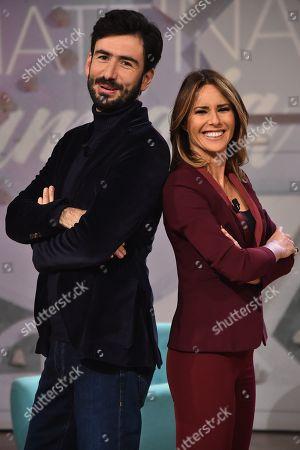 Luca Rosini, Ingrid Muccitelli