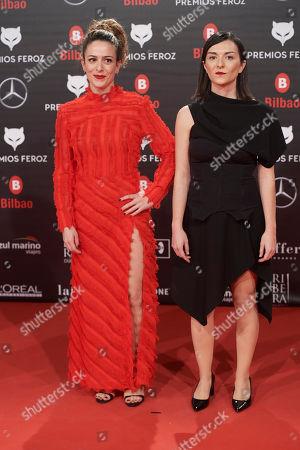 Editorial image of Feroz Awards, Bilbao, Spain - 19 Jan 2019