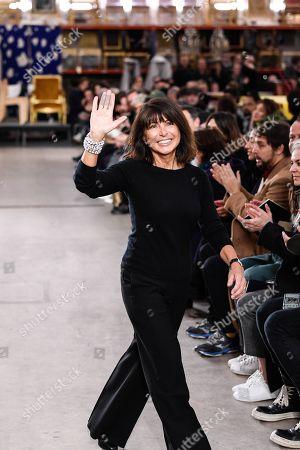 Editorial photo of Hermes show, Runway, Fall Winter 2019, Paris Fashion Week Men's, France - 19 Jan 2019