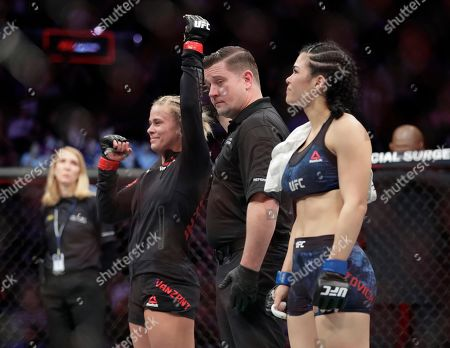 Editorial picture of UFC Fight Night NYC Mixed Martial Arts, New York, USA - 19 Jan 2019