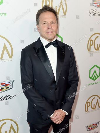 Bill Gerber arrives at the 30th Producers Guild Awards presented by Cadillac at the Beverly Hilton, in Beverly Hills, Calif