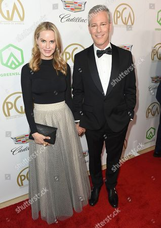 Editorial picture of 30th Producers Guild Awards presented by Cadillac - Red Carpet, Beverly Hills, USA - 19 Jan 2019