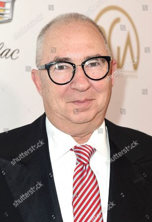 Barry Sonnenfeld arrives at the 30th Producers Guild Awards presented by Cadillac at the Beverly Hilton, in Beverly Hills, Calif