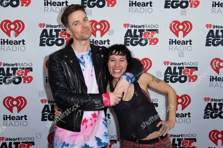 Editorial image of 2019 iHeartRadio ALTer Ego, Inglewood, USA - 19 Jan 2019
