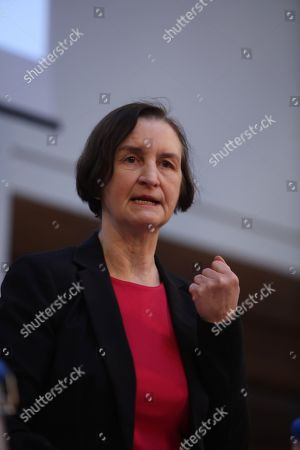 Nia Griffith MP, (Labour Party) Shadow Defence Secretary Speaker,