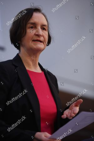 Stock Picture of Nia Griffith MP, (Labour Party) Shadow Defence Secretary
