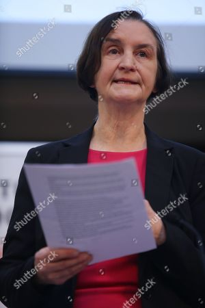 Nia Griffith MP, (Labour Party) Shadow Defence Secretary
