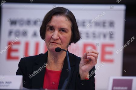 Stock Image of Nia Griffith MP, (Labour Party) Shadow Defence Secretary
