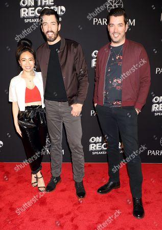 Linda Phan, Drew Scott, Jonathan Scott