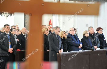 Editorial picture of Mayor's Funeral, Gdansk, Poland - 19 Jan 2019