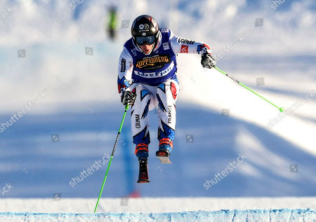 Editorial photo of IS Freestyle Ski Cross World Cup in Idre Fjall, Sweden - 20 Jan 2019