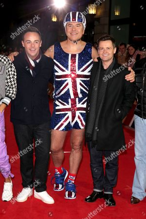 'Britain's Got Talent' auditions, London