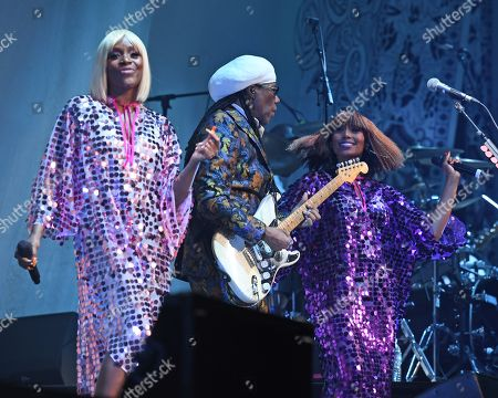 Nile Rodgers and Chic in concert at The BB&T Center, Sunrise
