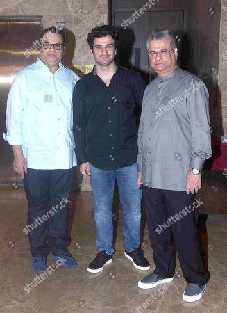 Editorial image of Bollywood Producer Ramesh Taurani Birthday Party, Mumbai, India - 20 Jan 2019