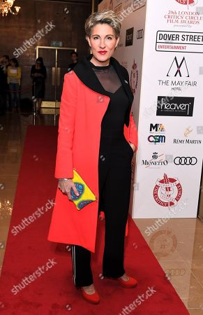 Editorial picture of Critic's Circle Film Awards, London, UK - 20 Jan 2019