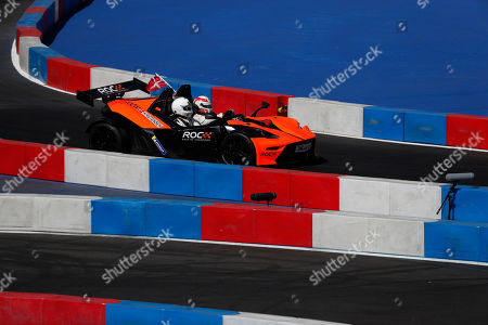 Editorial photo of Race of Champions, Mexico City, Mexico - 20 Jan 2019