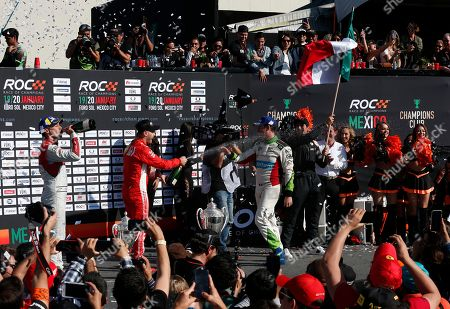 Editorial image of Race of Champions, Mexico City, Mexico - 20 Jan 2019