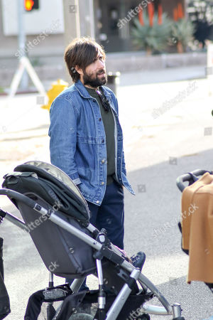 Jason Schwartzman out and about, Los Angeles