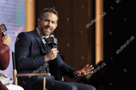 'Deadpool 2' press conference, Beijing