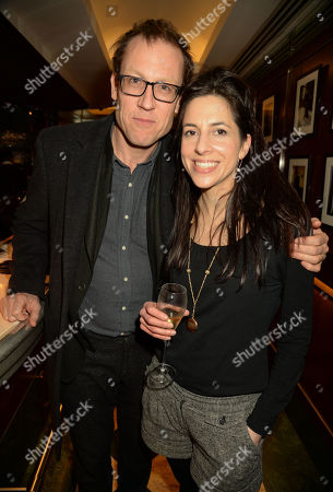 Tobias Menzies and guest