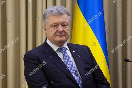 President of Ukraine Petro Poroshenko visit to Israel