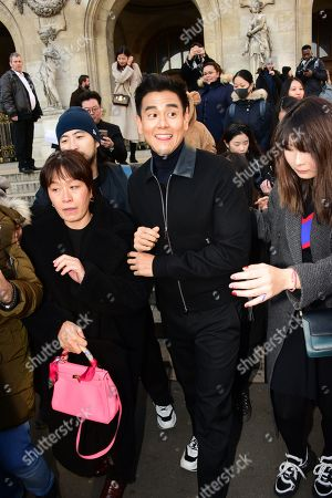 Stock Picture of Eddie Peng
