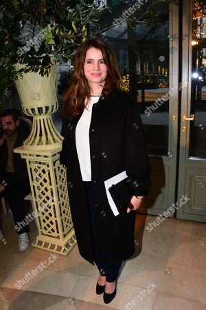 Stock Image of Aurore Erguy