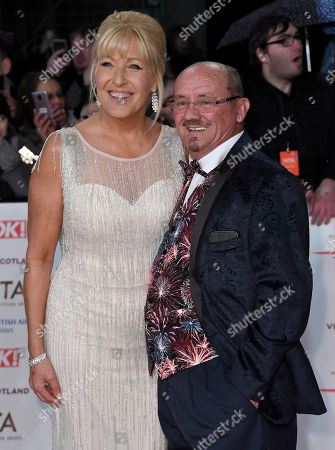 Jennifer Gibney and Brendan O'Carroll