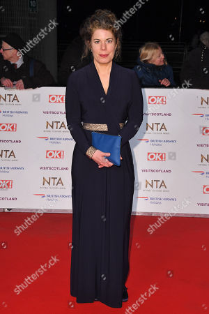 Editorial image of 23rd National Television Awards, Arrivals, O2, London, UK - 22 Jan 2019