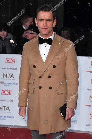Editorial picture of 23rd National Television Awards, Arrivals, O2, London, UK - 22 Jan 2019