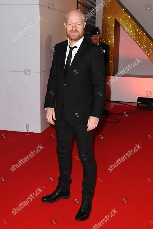 23rd National Television Awards, Arrivals, London