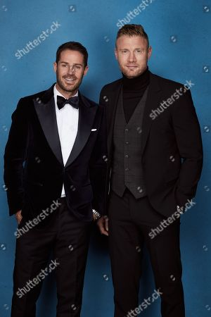 23rd National Television Awards, Reception Portraits, London