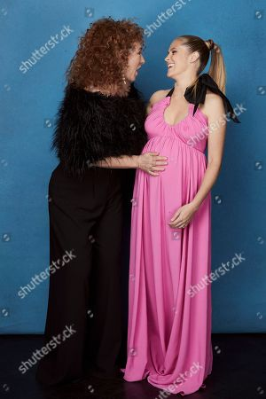 Exclusive -  Alex Kingston and Teresa Palmer