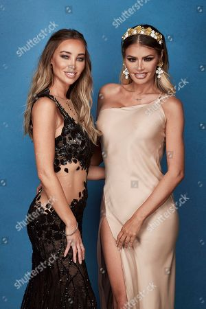 Exclusive -  Lauren Pope and Chloe Sims