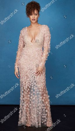 Editorial picture of 23rd National Television Awards, Reception Portraits, O2, London, UK - 22 Jan 2019