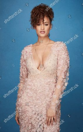 Stock Photo of Exclusive - Elarica Gallacher