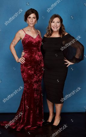 Exclusive - Gaynor Faye and Kay Mellor